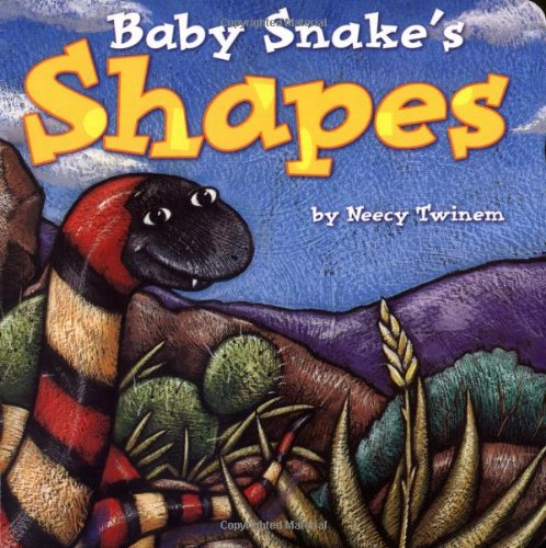 baby snake´s shapes