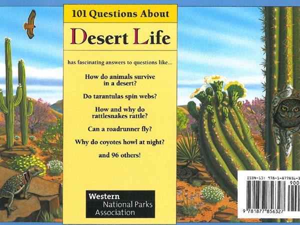 Desert life back