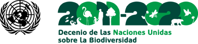 Logo Decenio de las Naciones Unidas por la Biodiversidad