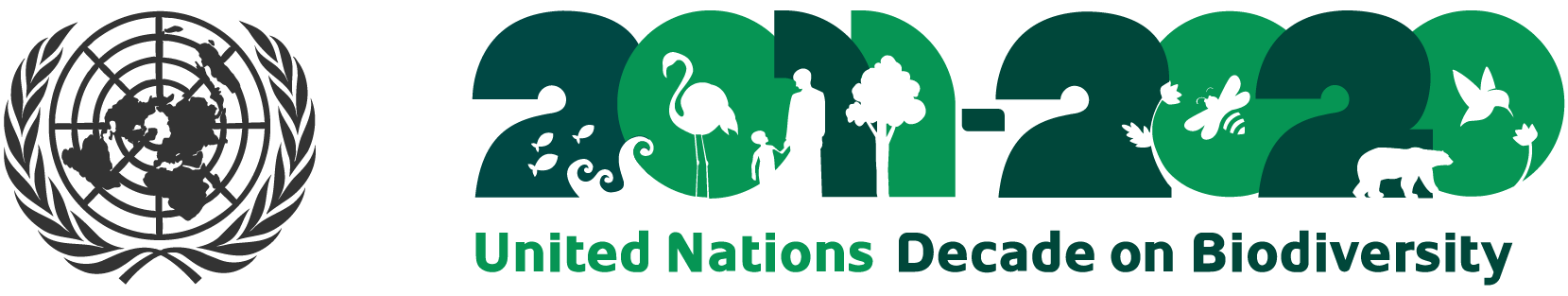 Logo United Nationes Decade on Biodiversity