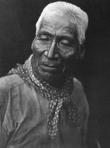 Jose Citto, Tohono O'odham (Pápago) en Arizona, c. 1913