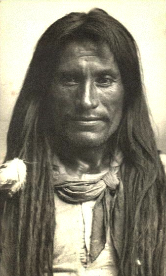 'Mosquito' Bill from the Cocopah tribe. http://www.cocopah.com/