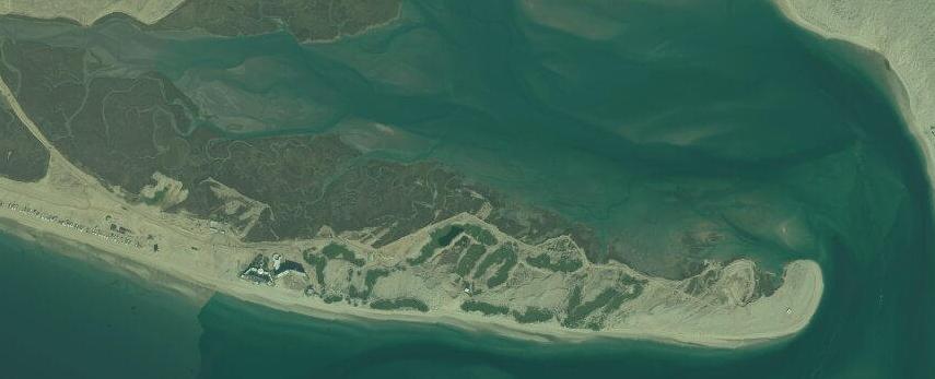La Pinta estuary, Image: Google Maps